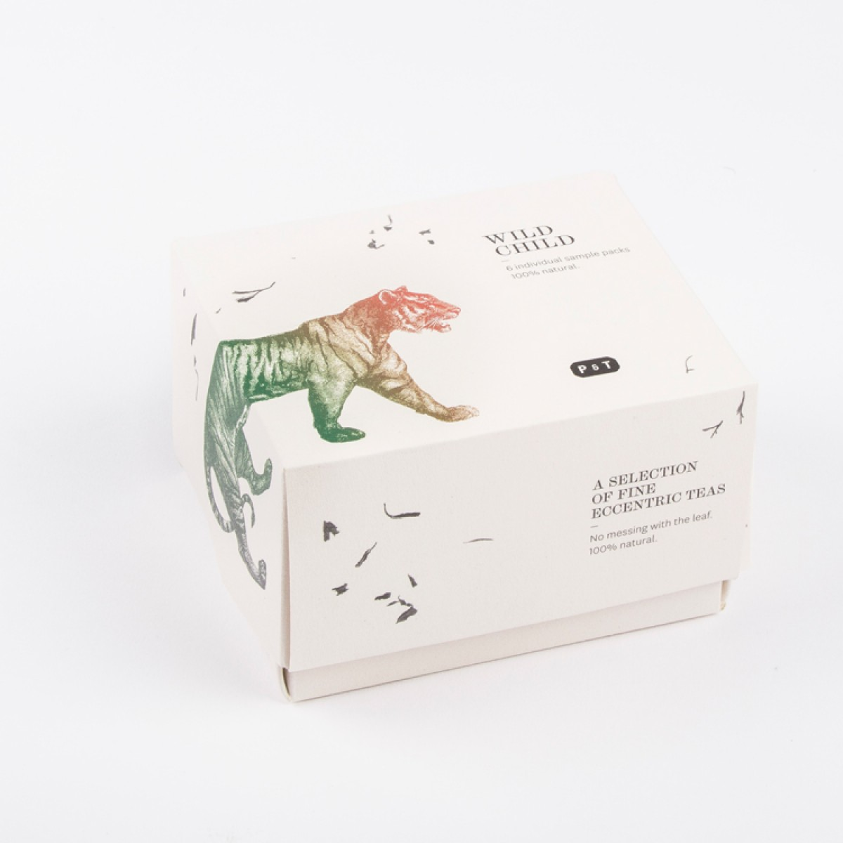 P & T Wild Child - Eine Auswahl feiner, exzentrischer Tees