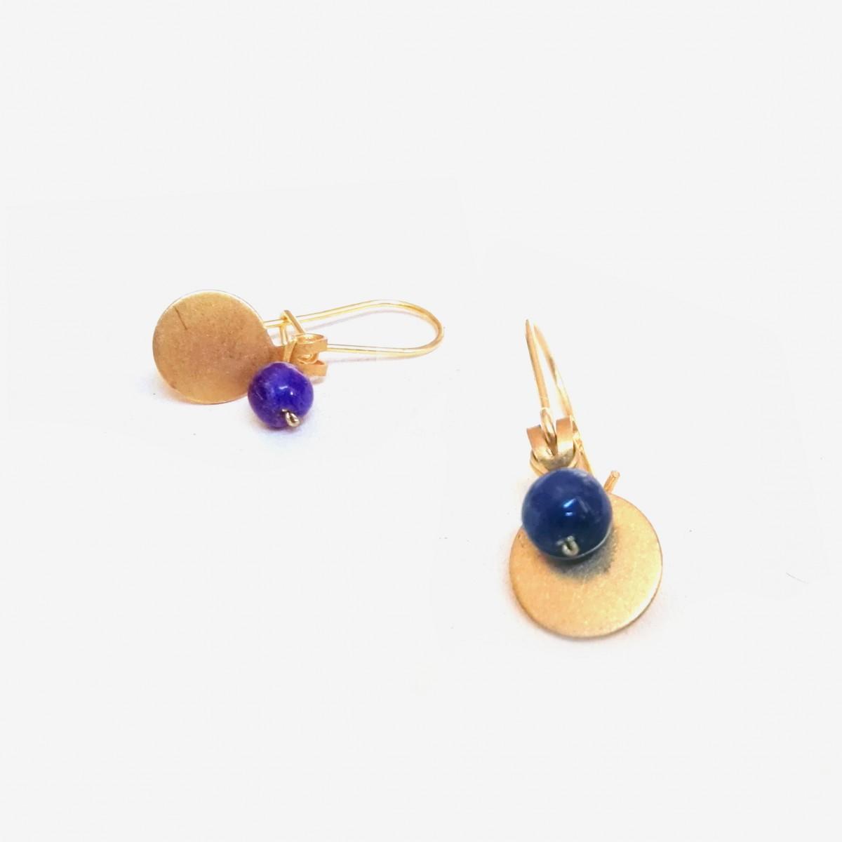 lil - ohrringe - blueberry