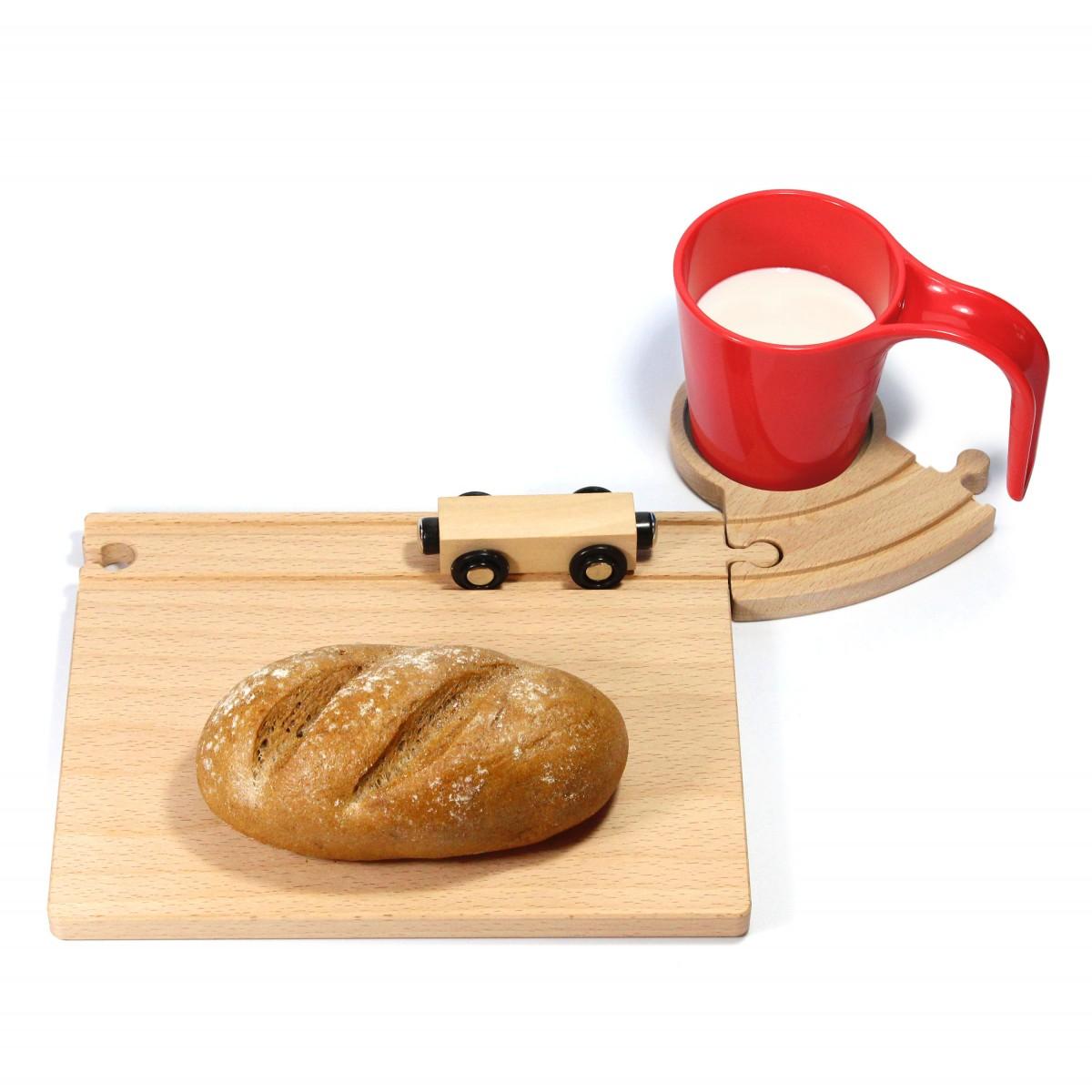 Eisenbahn Frühstücksset - von Neue Freunde