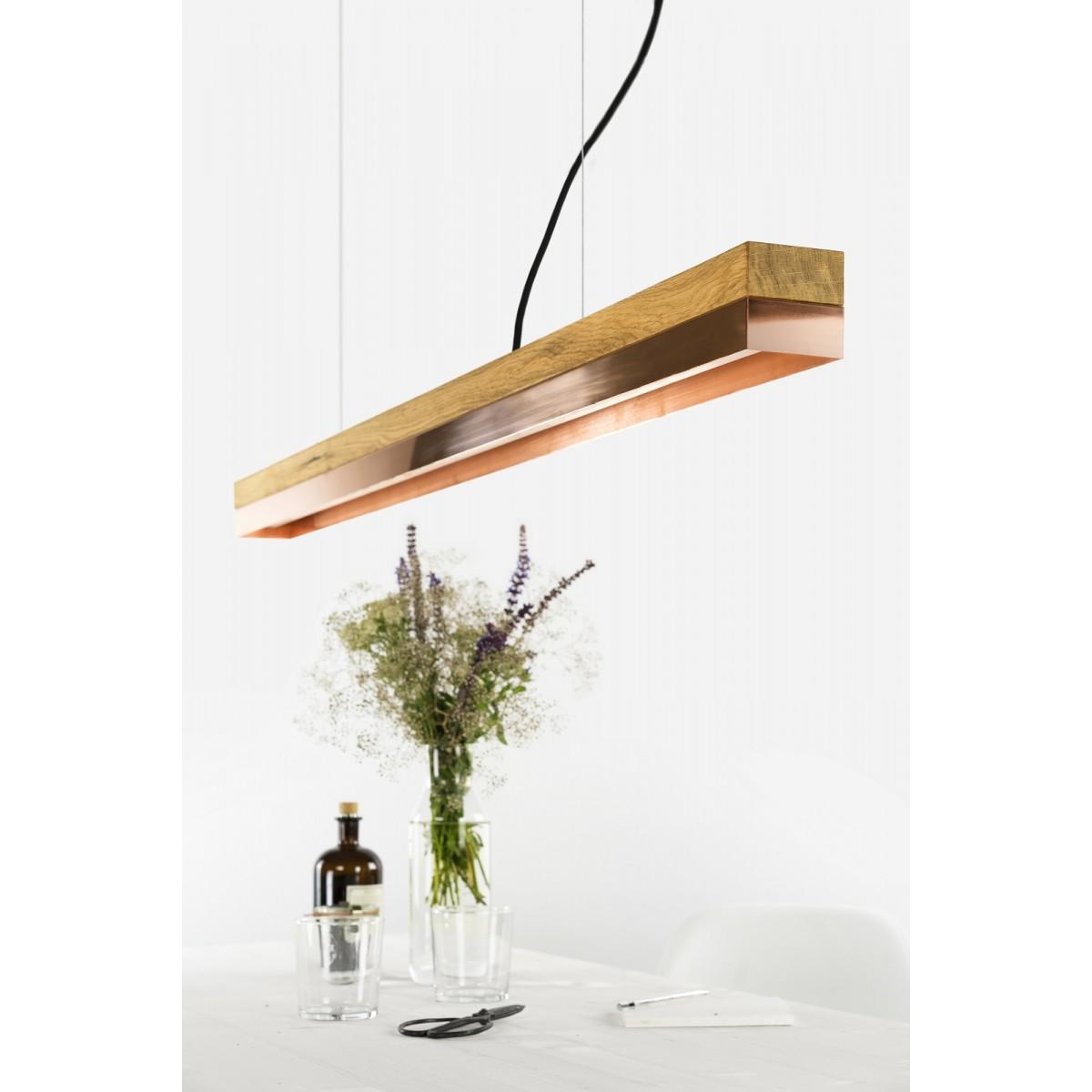 GANTlights - [C1o]copper Pendelleuchte Kupfer