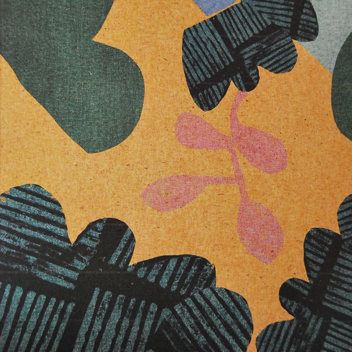 formwiese - »Morgentau« (A3 Poster, Graspapier)