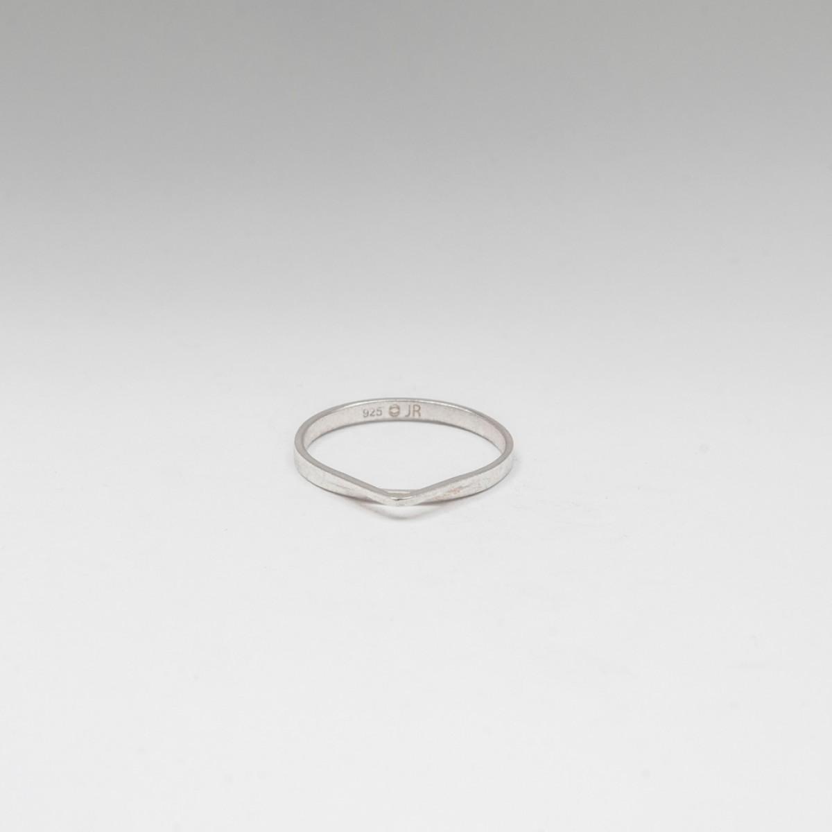 Jonathan Radetz Jewellery, Ring TRI, Silber 925