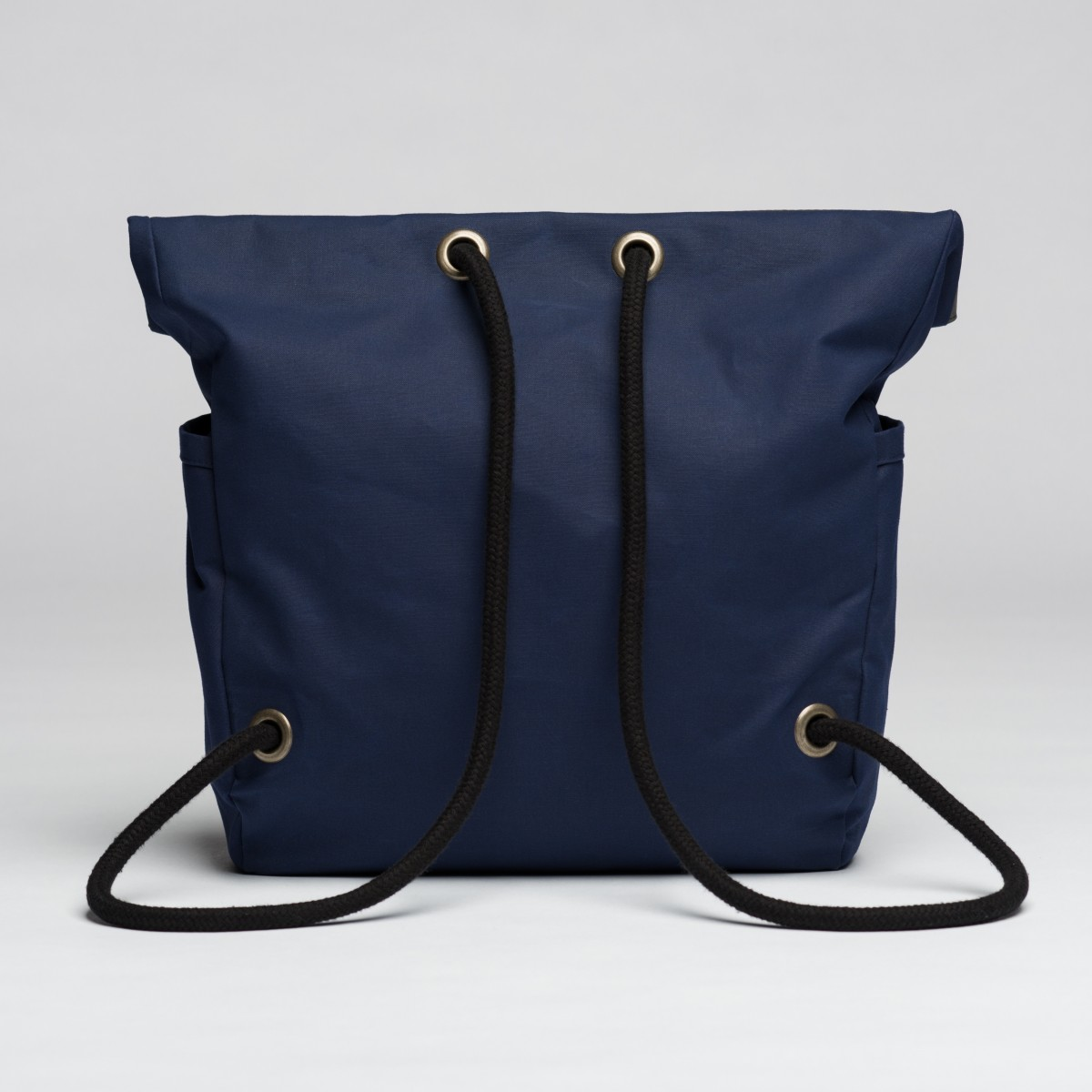 VANOOK Dual Backpack Navy / Charcoal