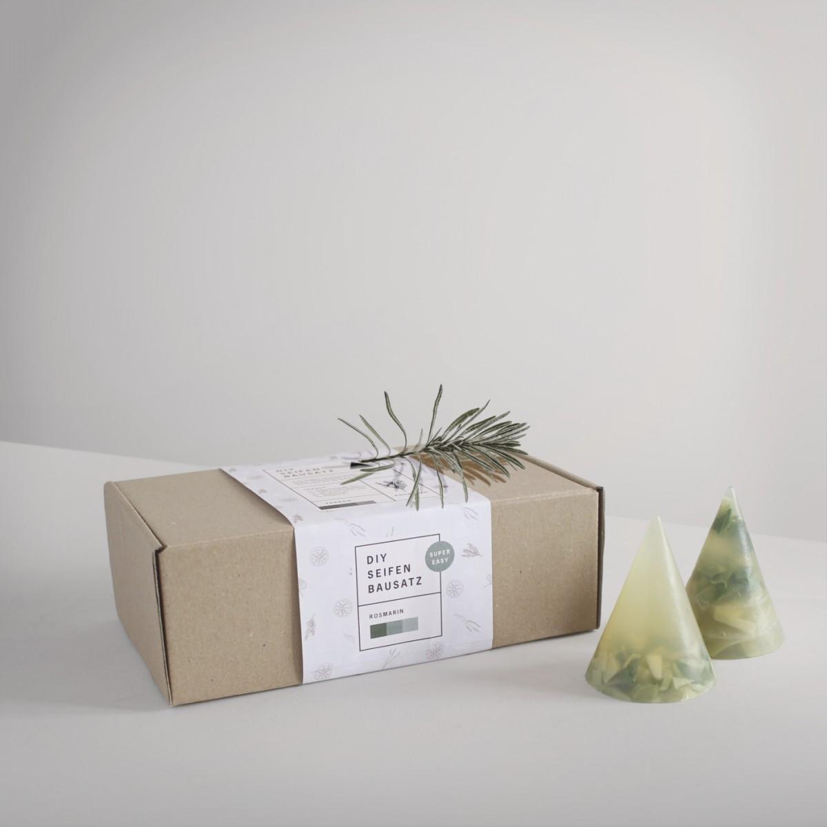 DIY Natur-Seifen Bausatz