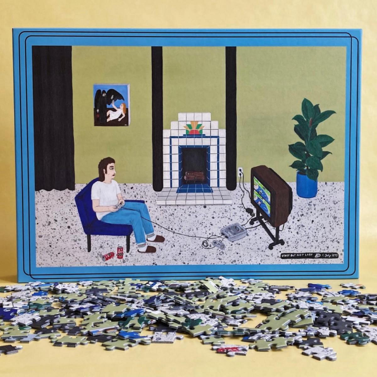 """Das Puzzle Kollektiv - Puzzle """"Least but not Last"""""""