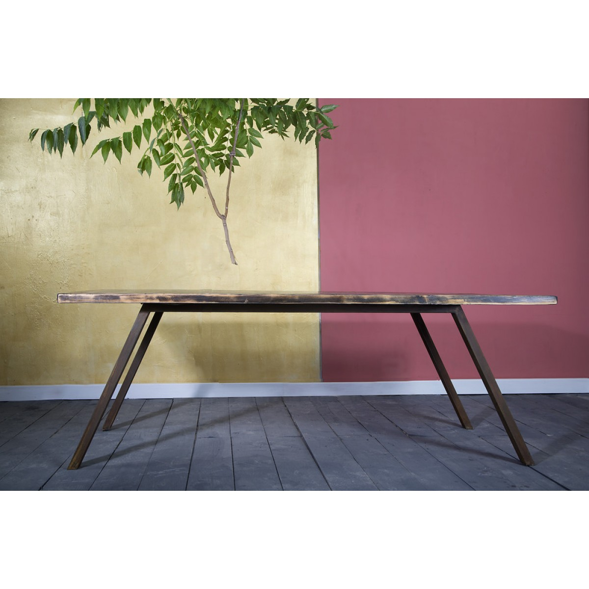 FraaiBerlin D - 100 x 220 cm, Tisch Aleida