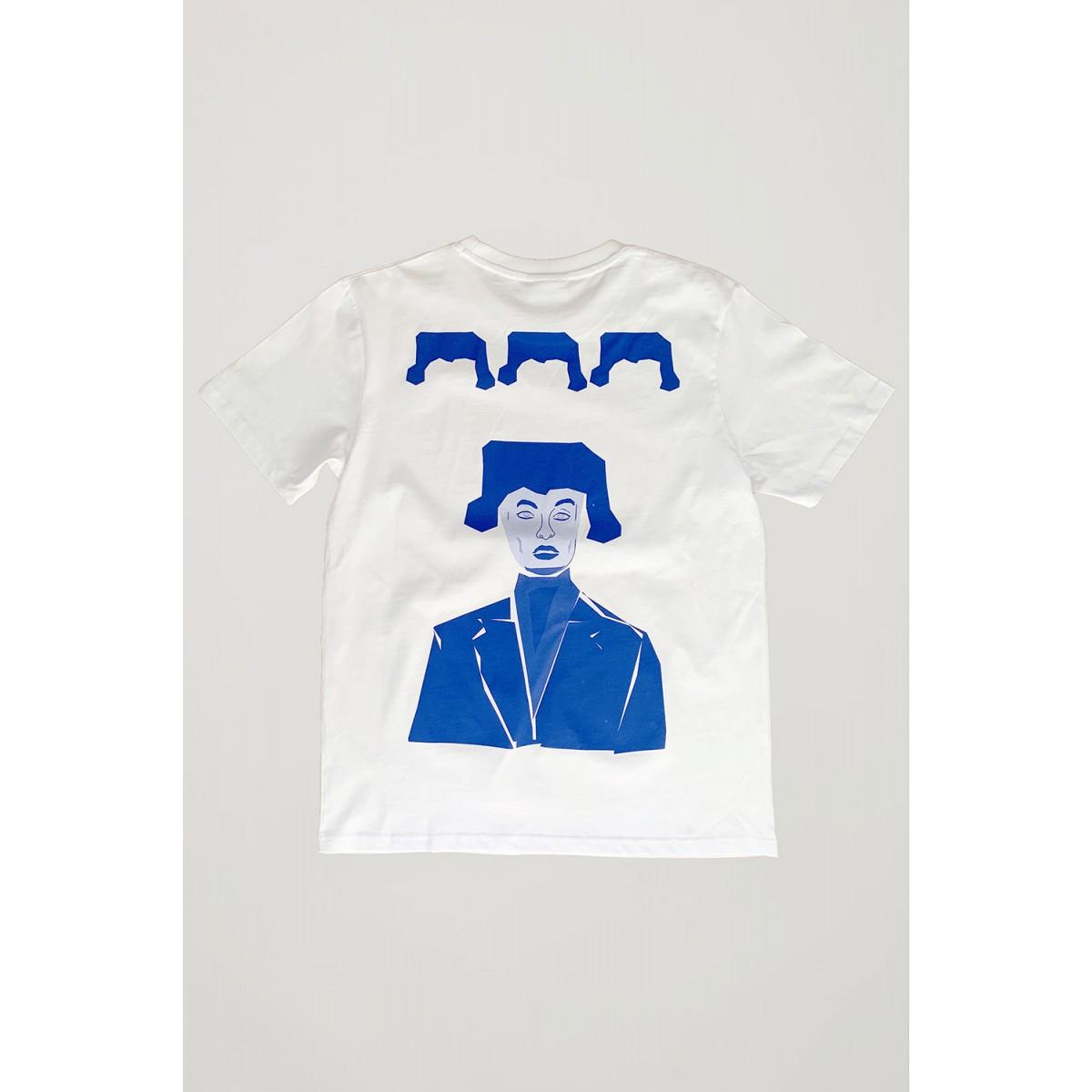 "hey hey ""Three Peruke"" T-Shirt (Limited Edition)"
