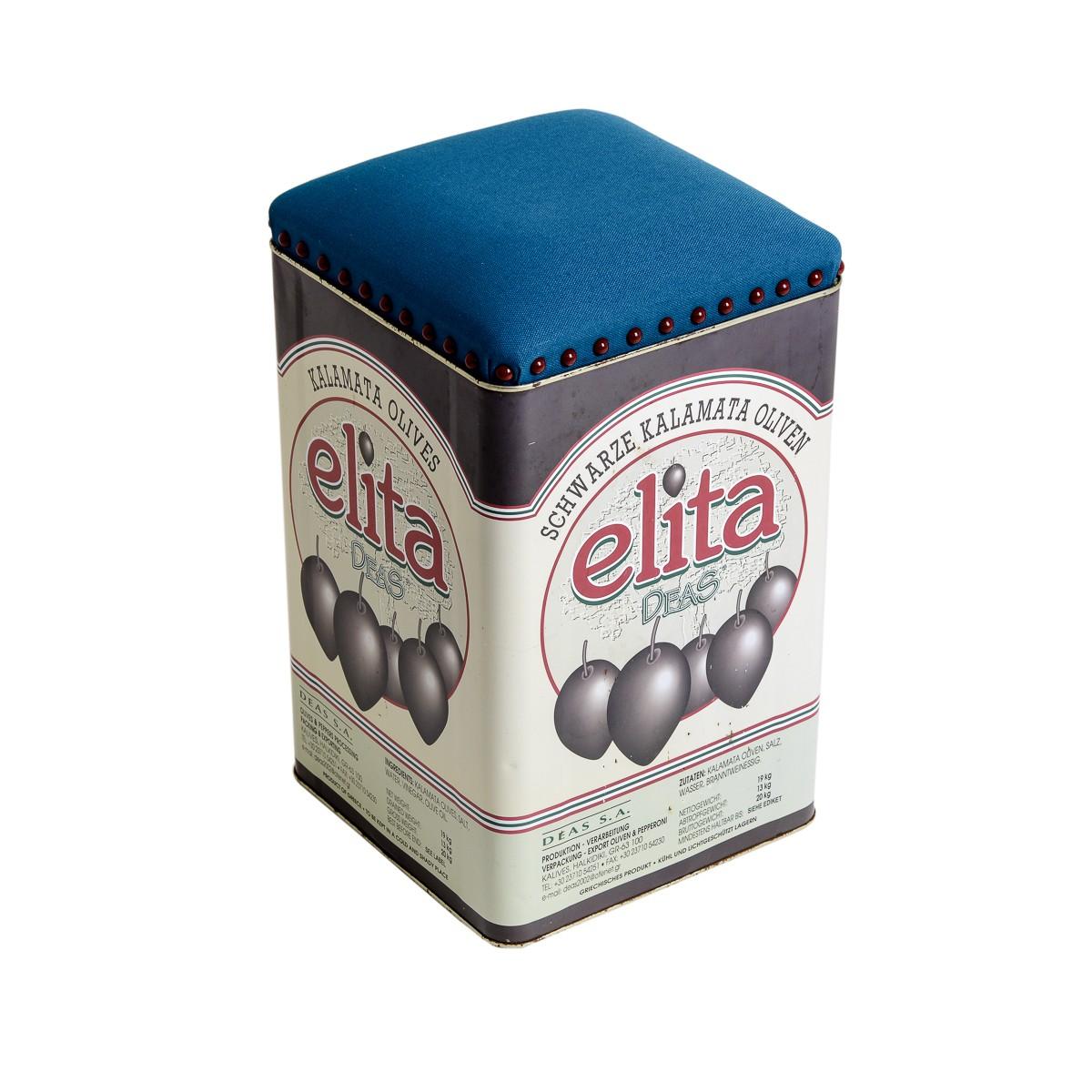 Hocker tin tuffet - Elita