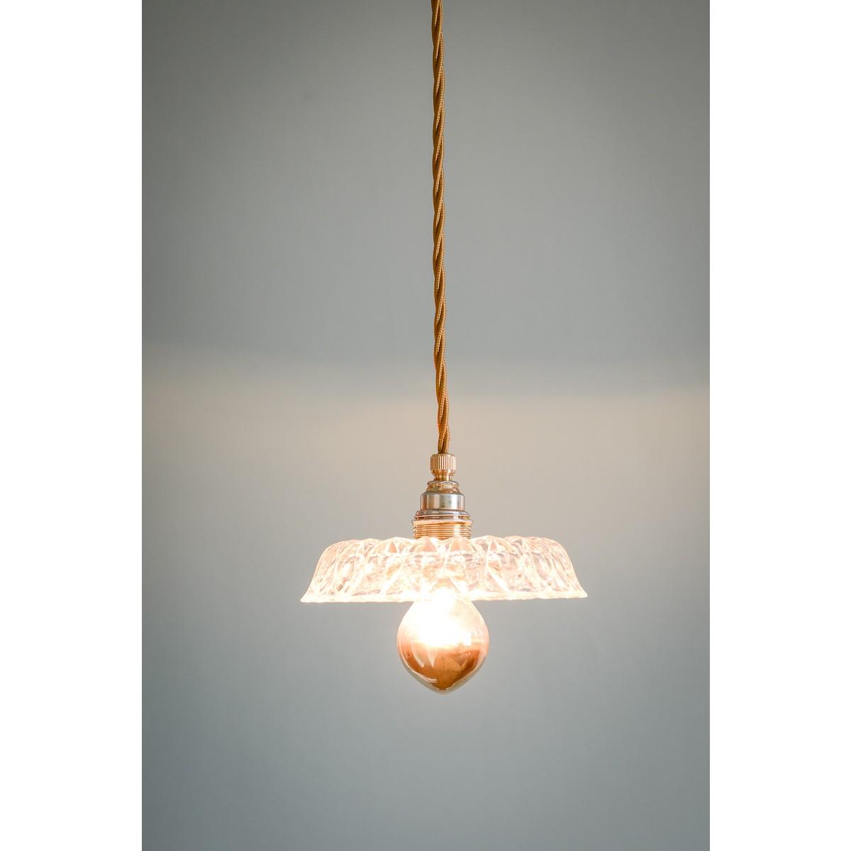 Kristalllampe Fritz IV