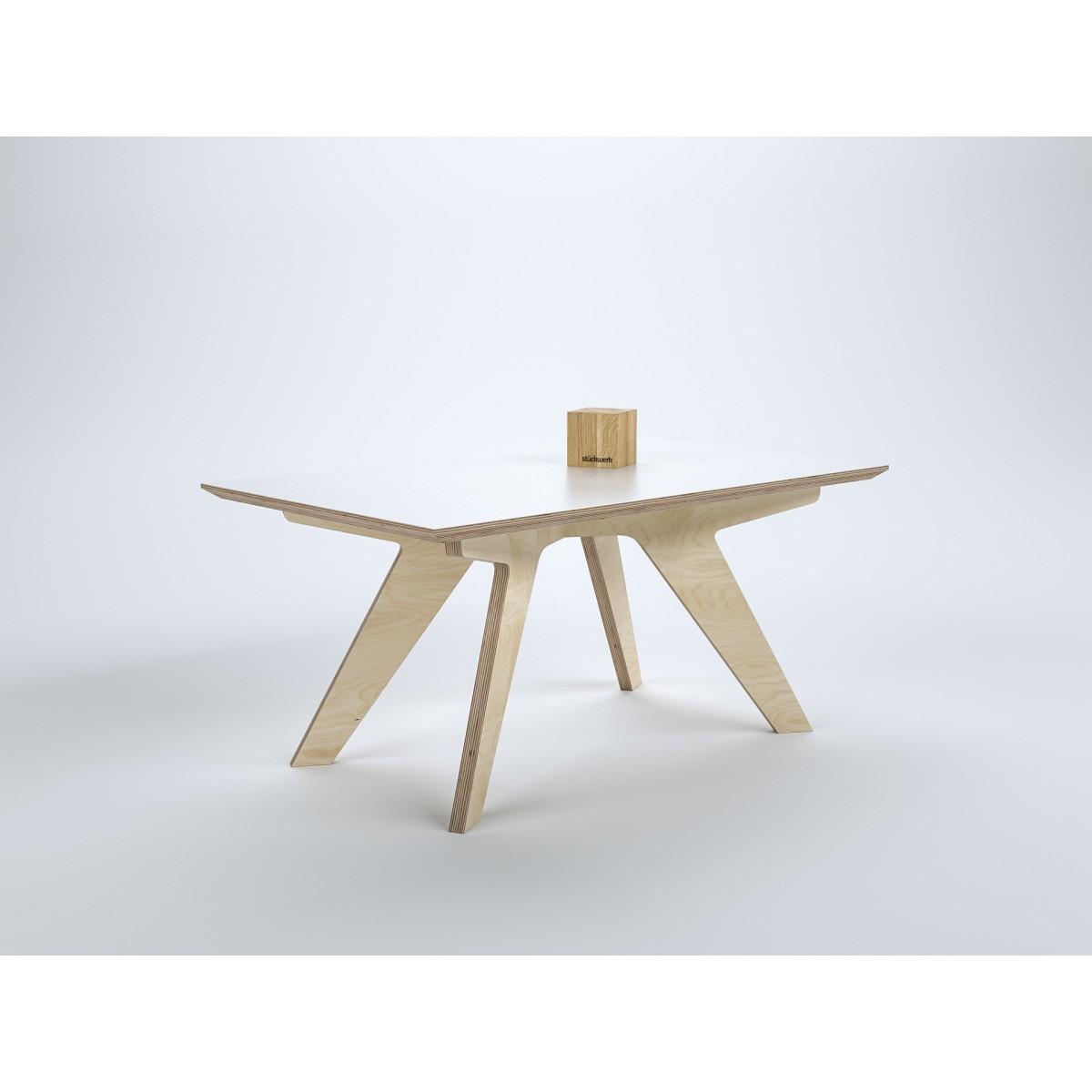 stückwerk plug(n)ply2 Tisch