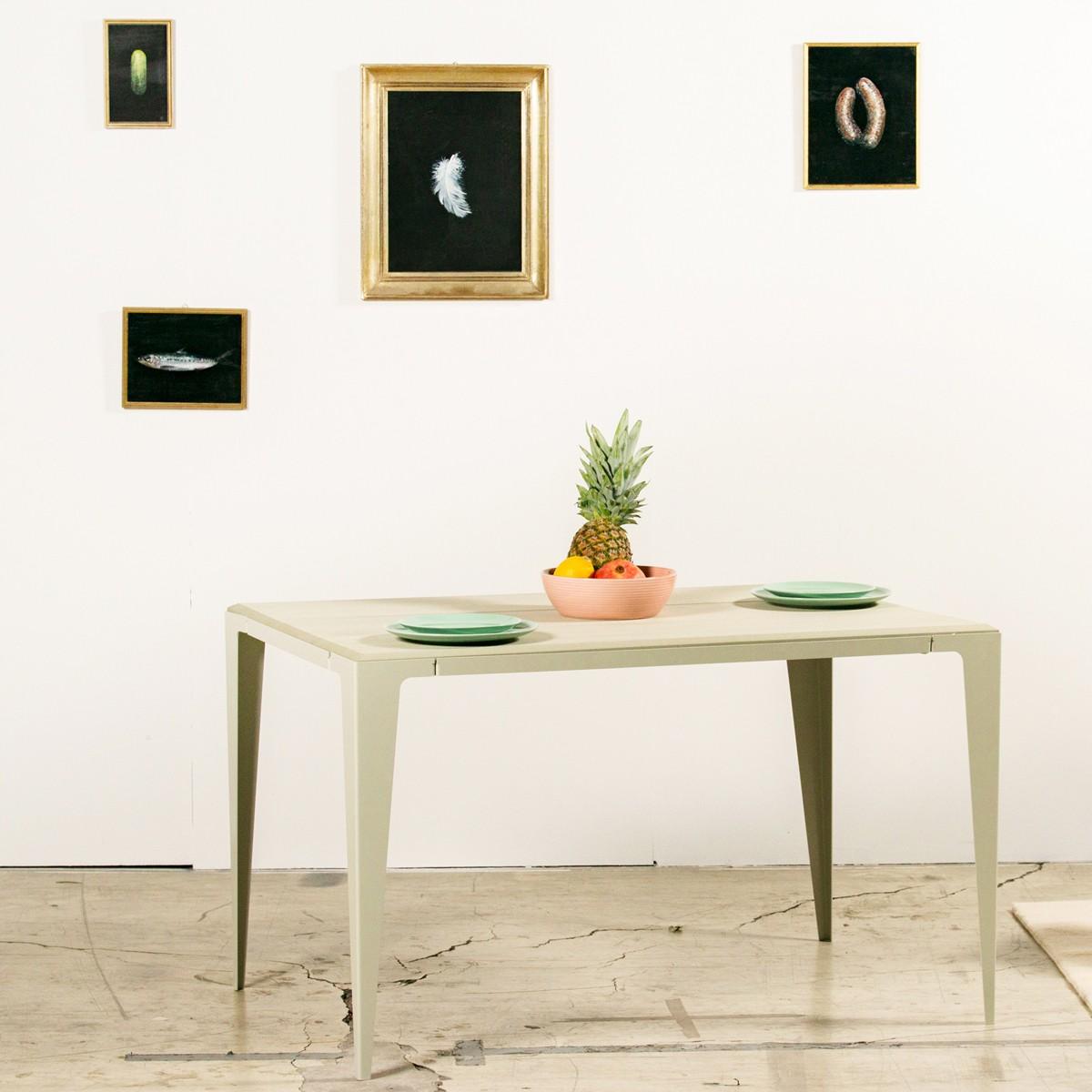 TISCH 120 |CHAMFER| nachhaltiges Möbeldesign | WYE