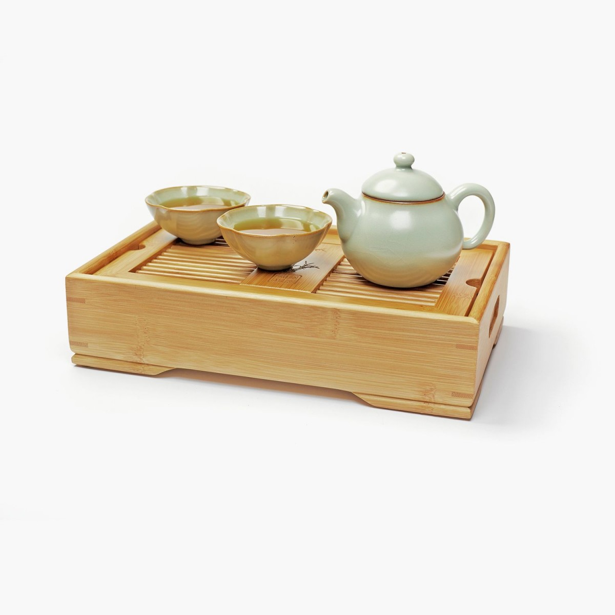 Mobile Gong-Fu Stand