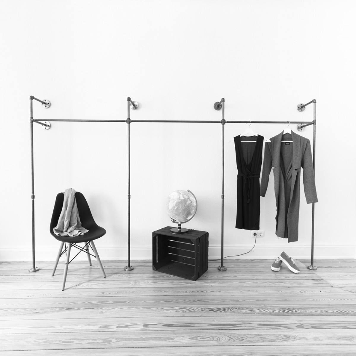 various. Offener Kleiderschrank TRIPLE HIGH
