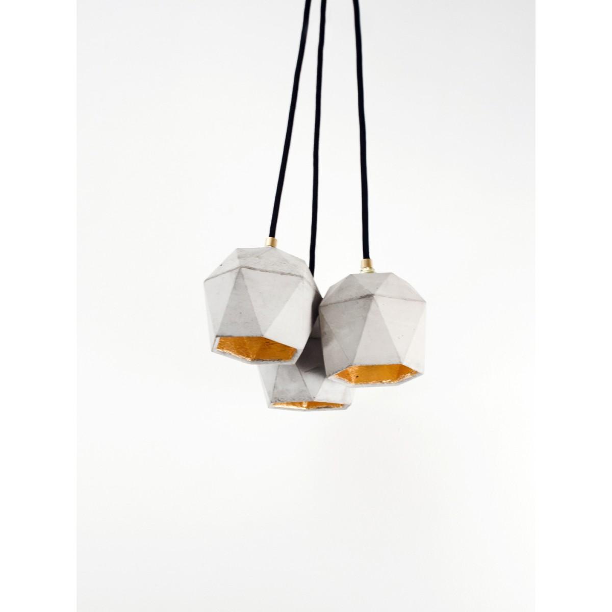 GANTlights [T2]set Lampenbündel trianguliert