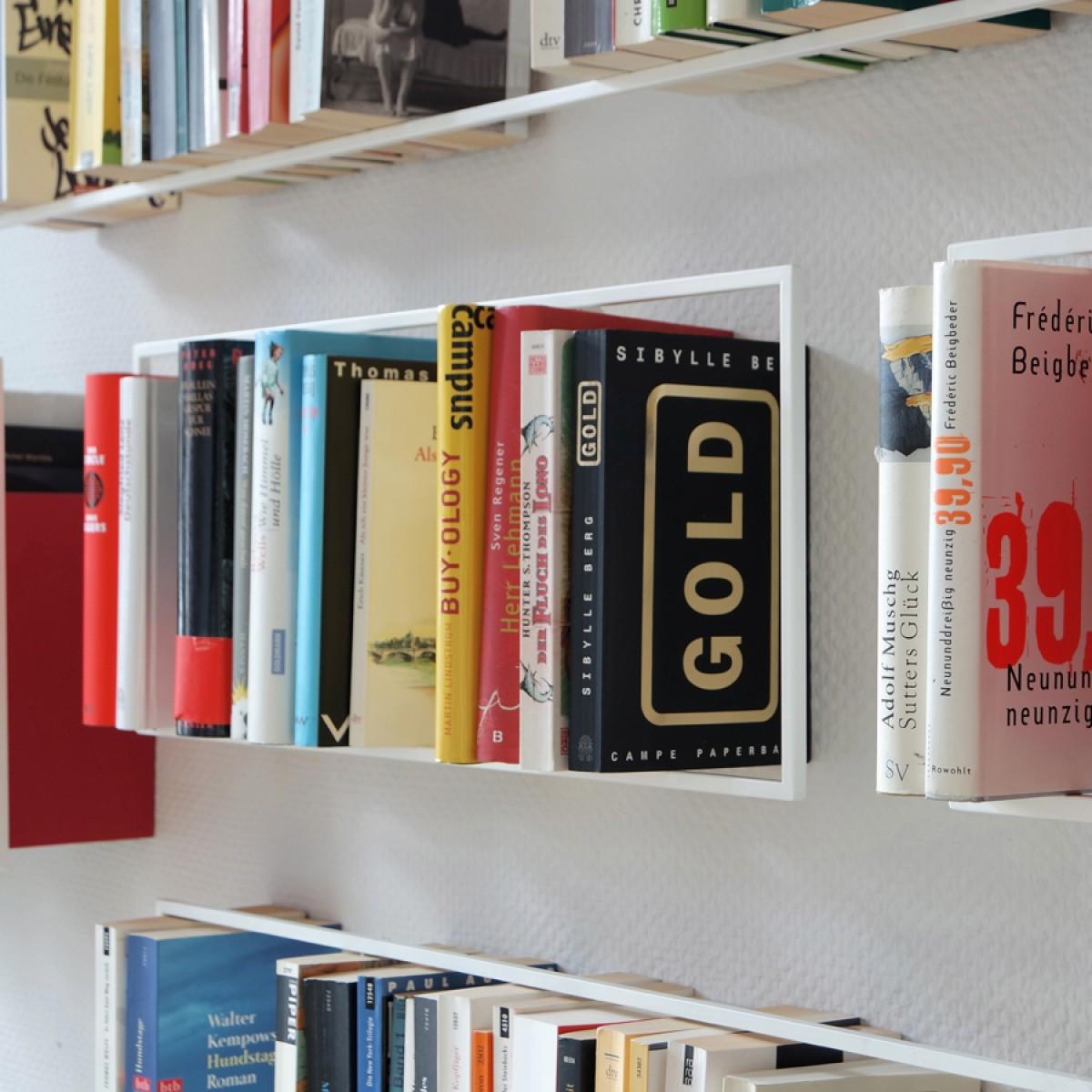 vonbox Frame Bücherrahmen