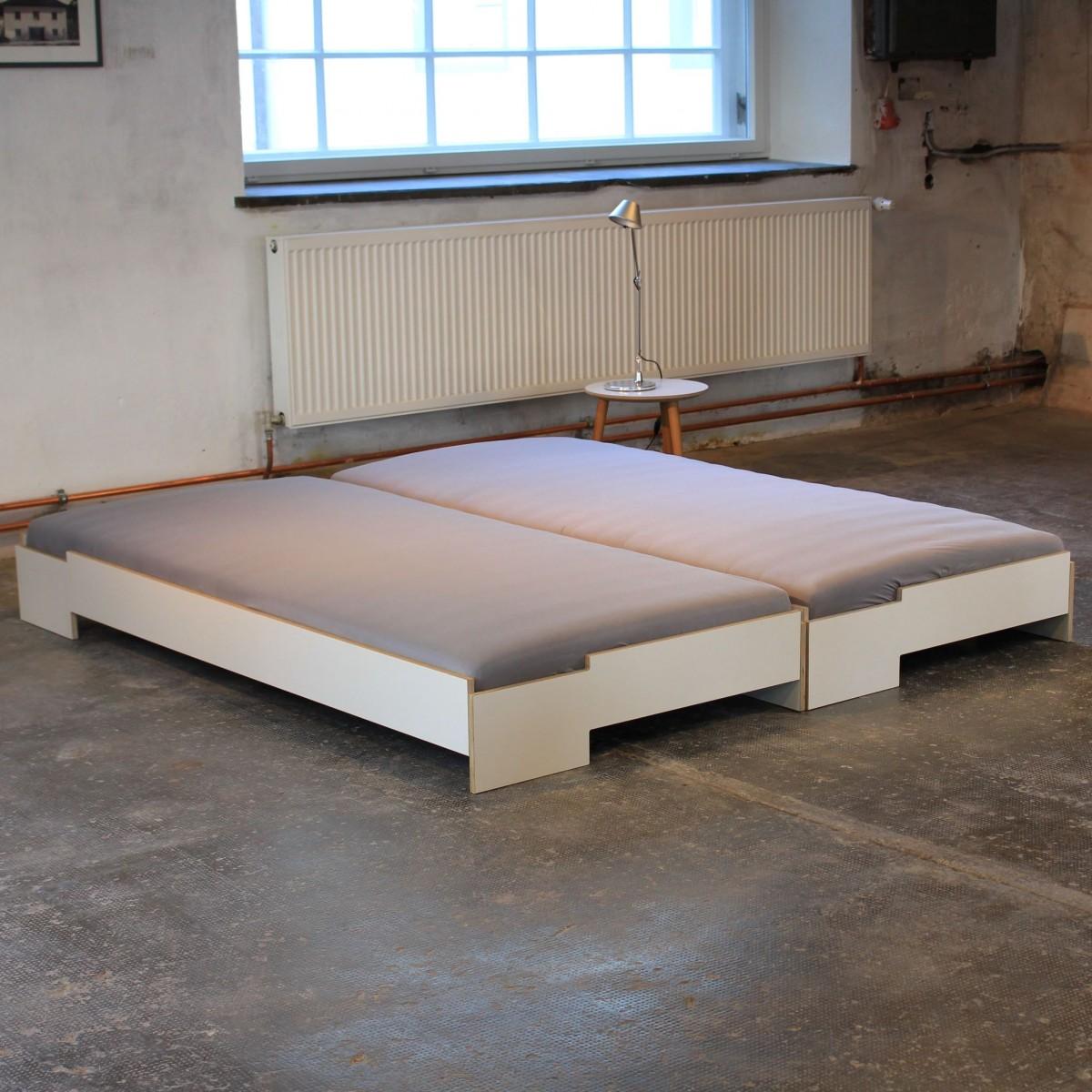 Bett²- Stapelbett ohne Kompromisse - Objekt Projekt - Design Award Gewinner 2020