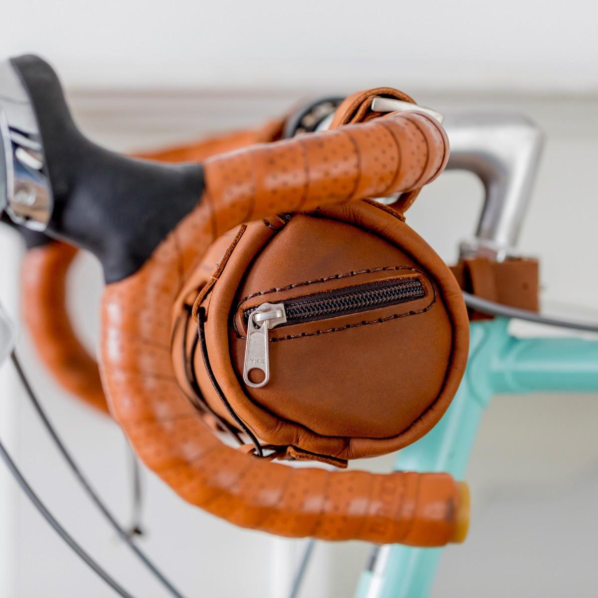 """hecho. Fahrradtasche (Lenkertasche) """"Vincente Jr."""" (Small)"""