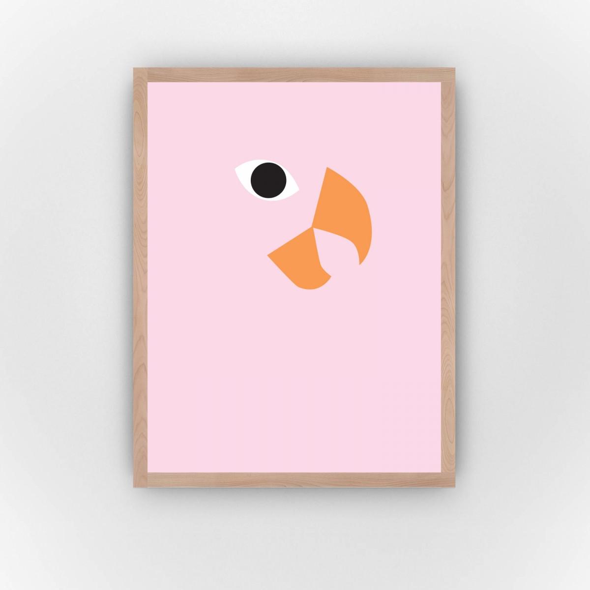 Invisible Parrot (Fine Art Bureau)