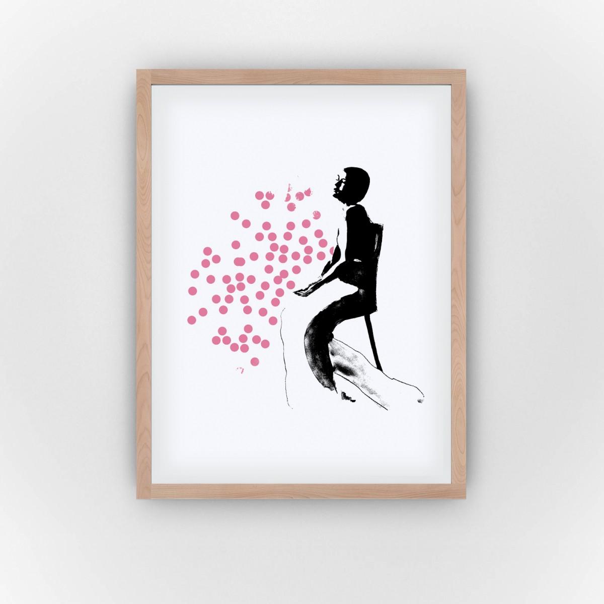 It is a Girl (Fine Art Bureau)