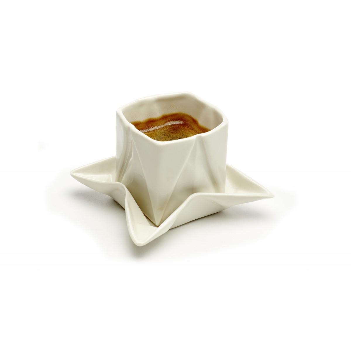 moij design Origami Espressotasse