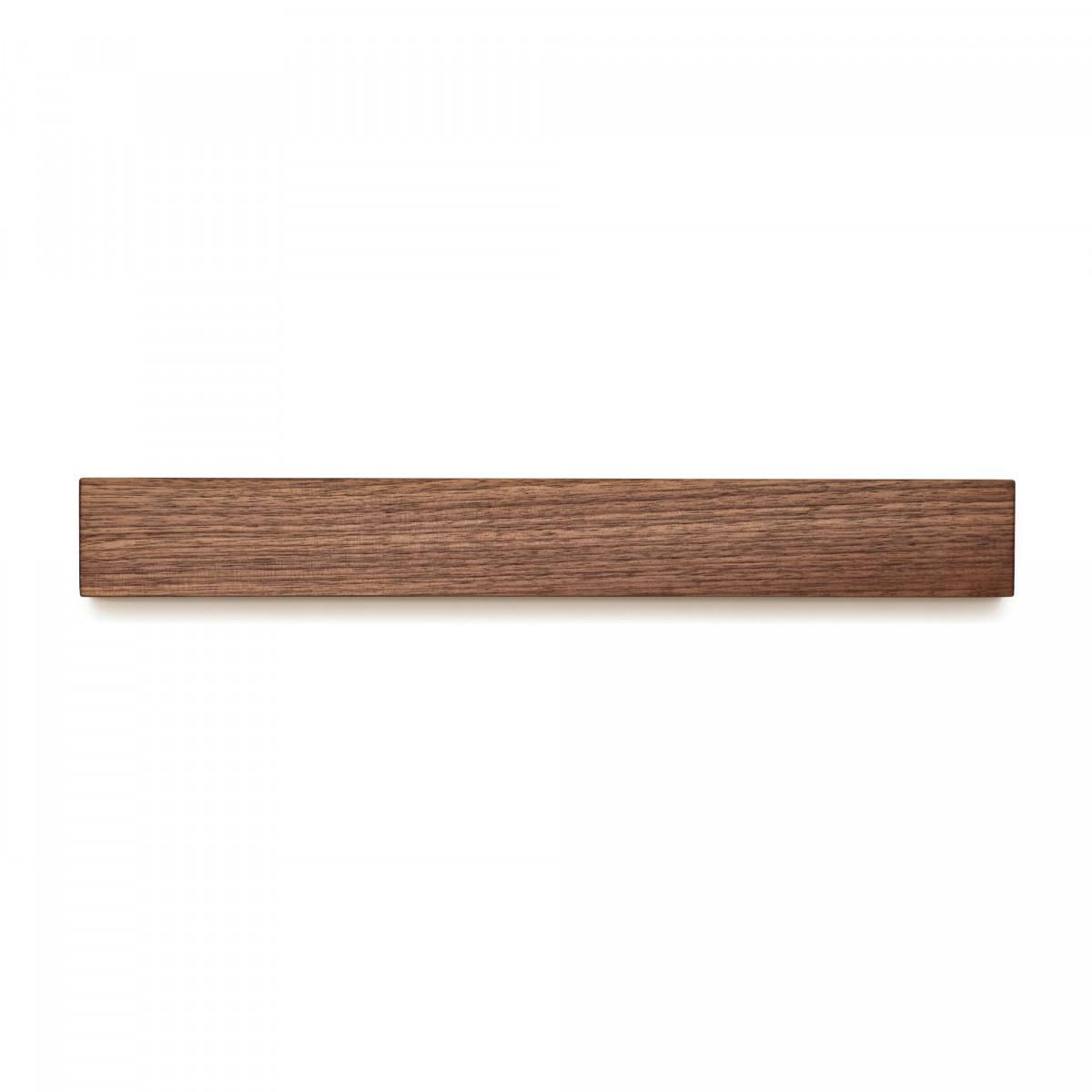 klotzaufklotz Messerleiste Nussbaum, 46 cm