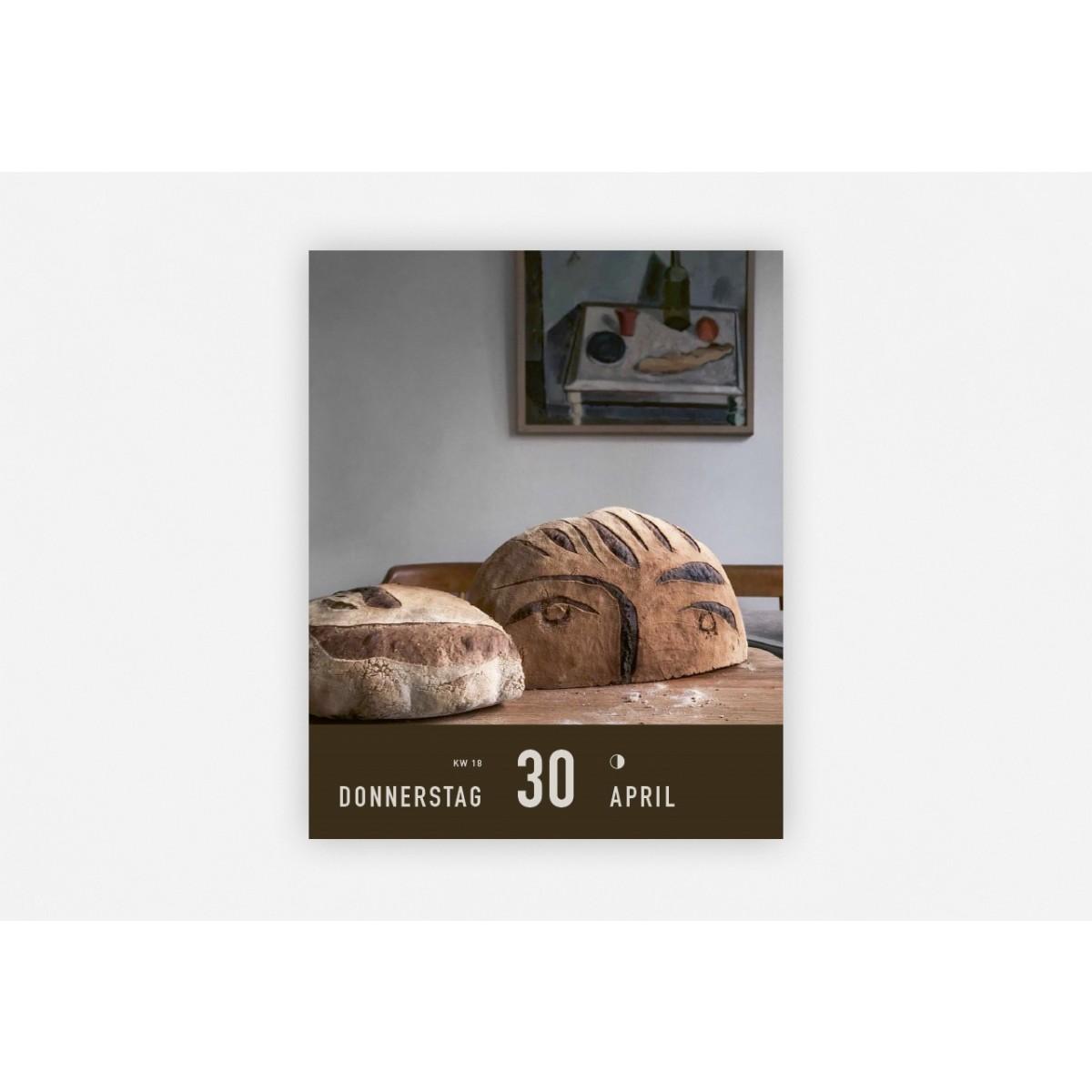 Verlag Hermann Schmidt Unser täglich Brot Kalender - Mit Laib & Seele durch 2020