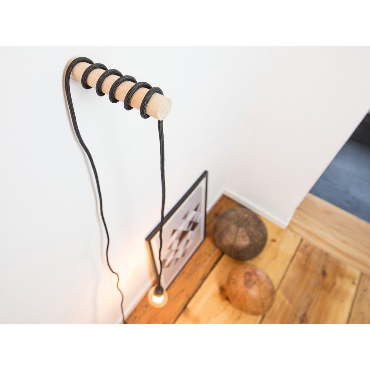 LAMPI, flexible Wandleuchte