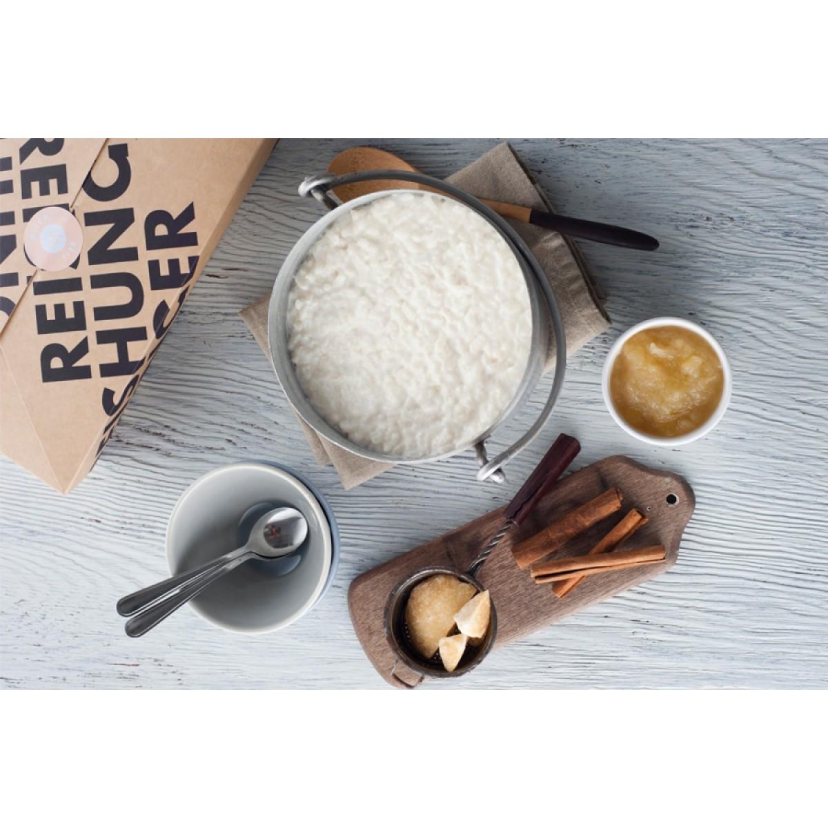 Reishunger Milchreis Box