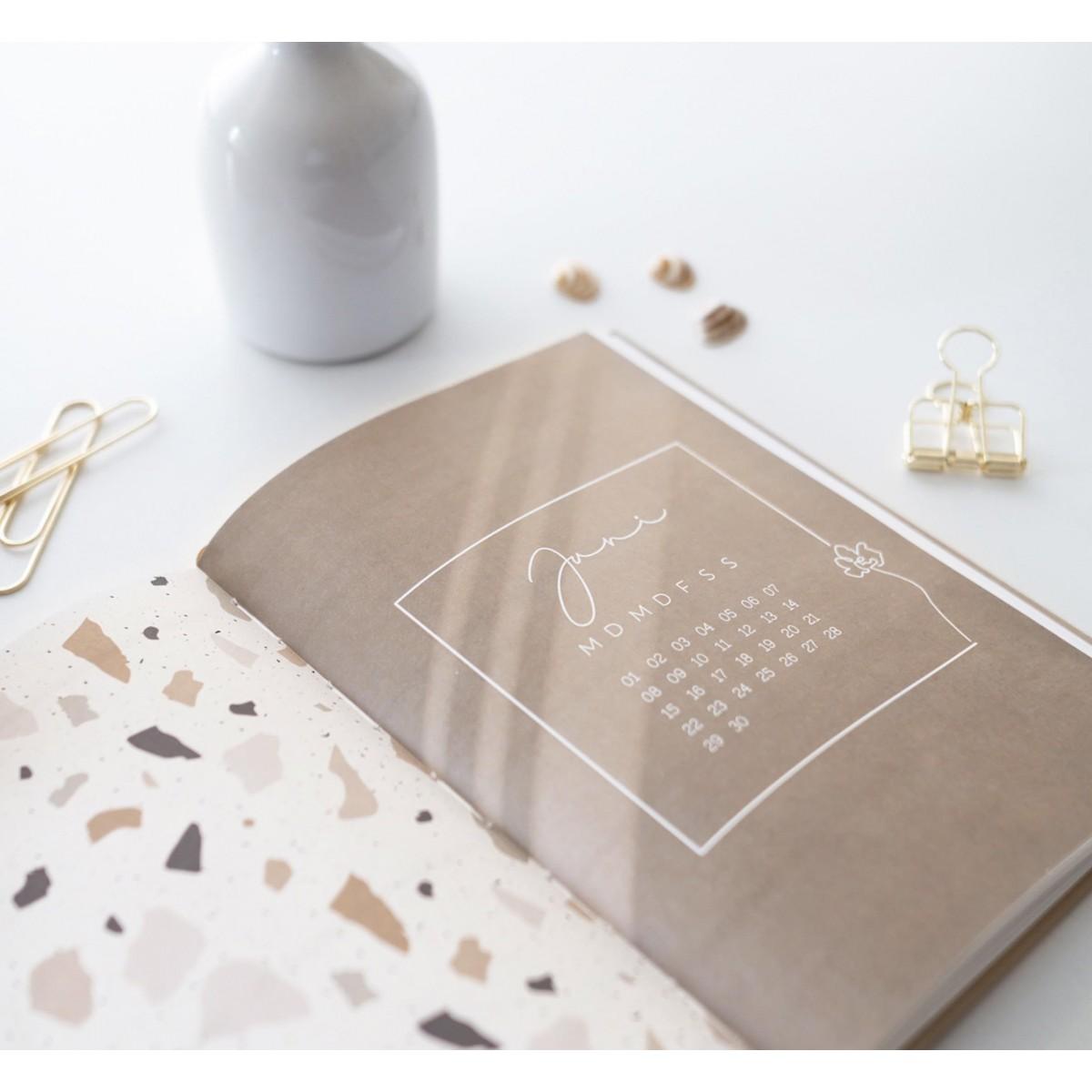 Kruth Design / TASCHENKALENDER 2020
