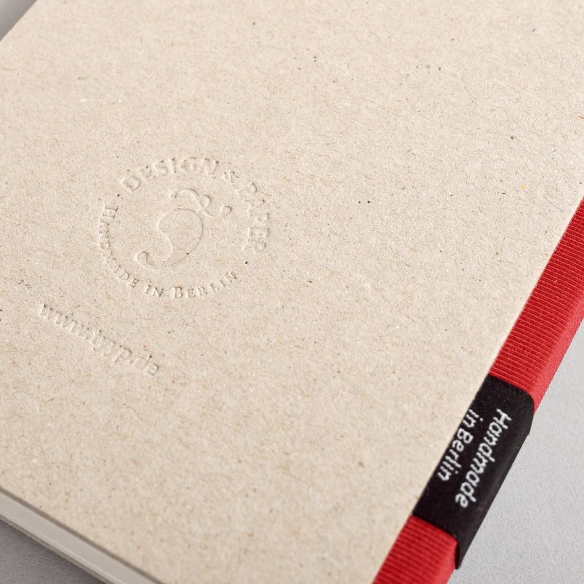 tyyp Notizbuch S (Karton) DIN A6