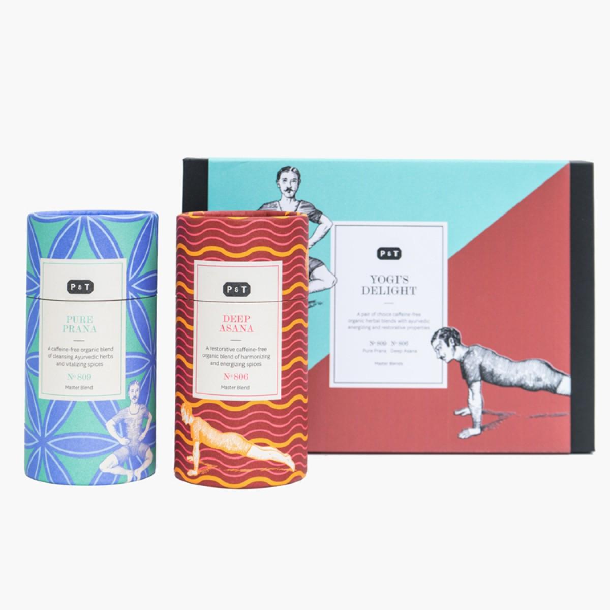 P & T Yogis Delight - Tee Geschenkbox