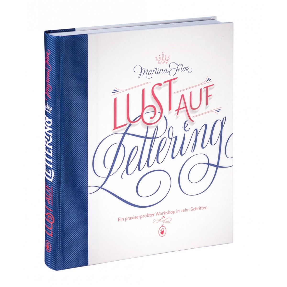 Verlag Hermann Schmidt Martina Flor: Lust auf Lettering
