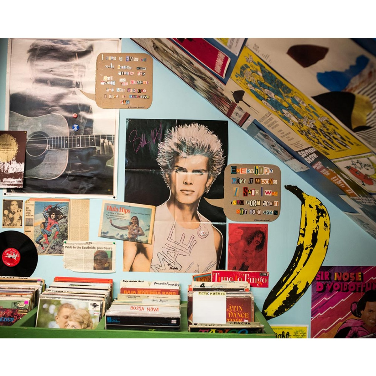 seltmann+söhne RECORD STORES by Bernd Jonkmanns – A tribute to Record Stores