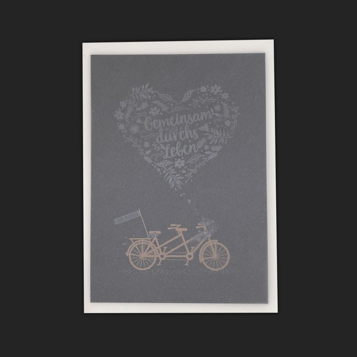 Feigeladen // LOVE STORIES // Tandem (Black Edition) – A6