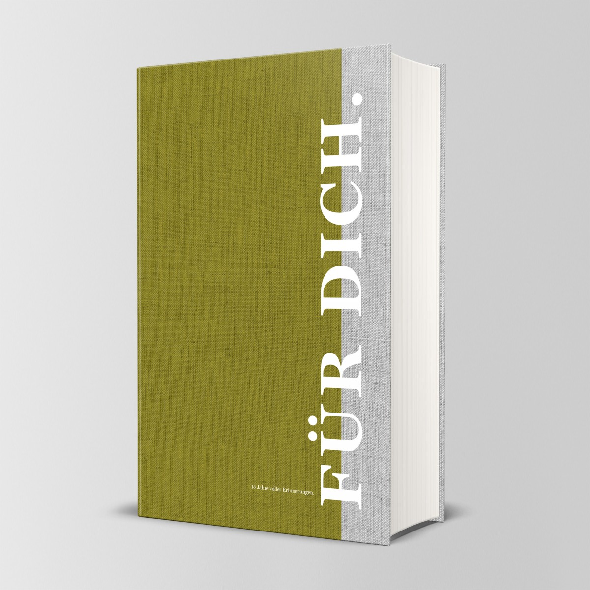 ACD DESIGN.BÜRO / Tagebuch für 18 Jahre