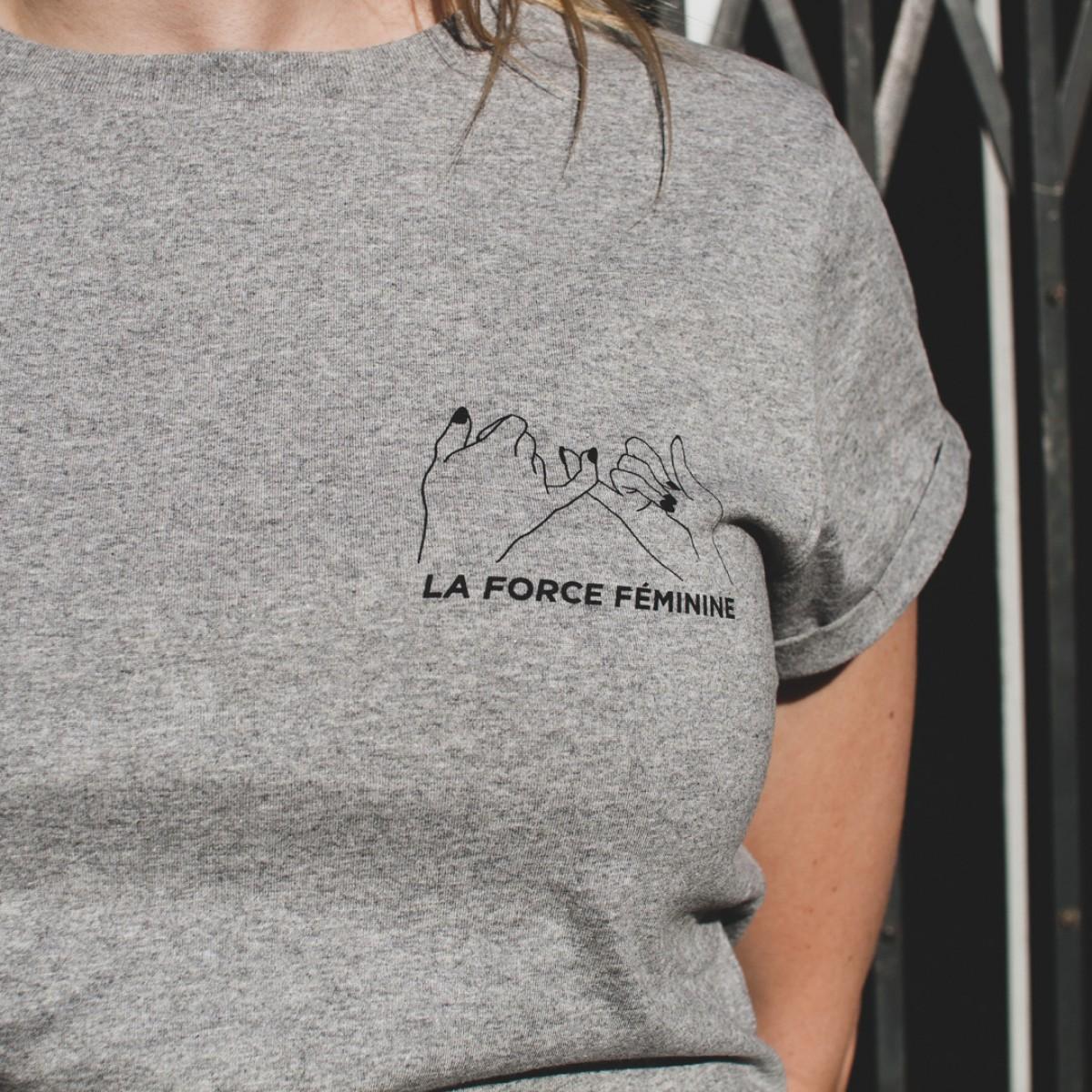 ÄSTHETIKA T-Shirt Roll Up - LA FORCE FÉMININE