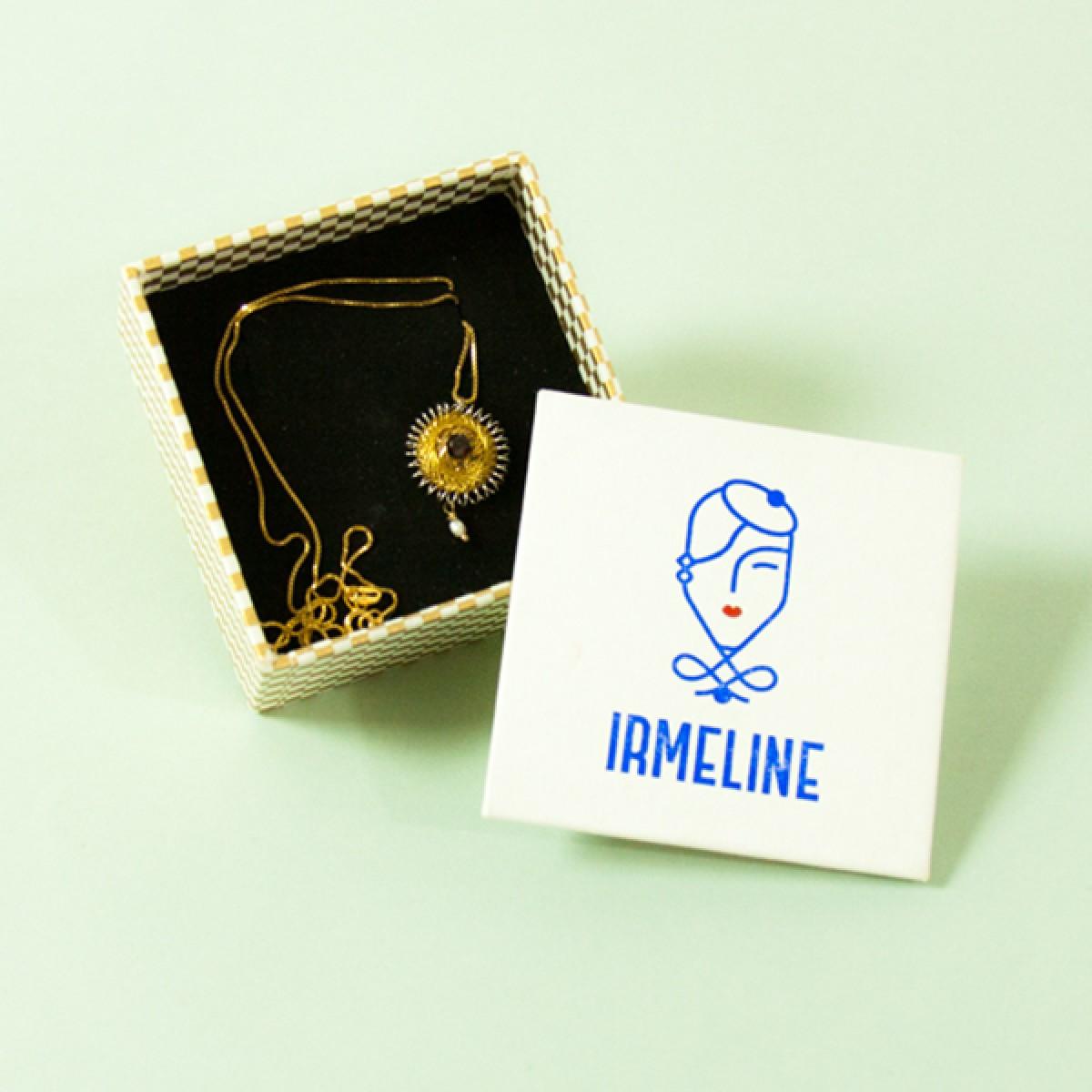 Irmeline - Accessoires Manufaktur Kette »Altes Testament«