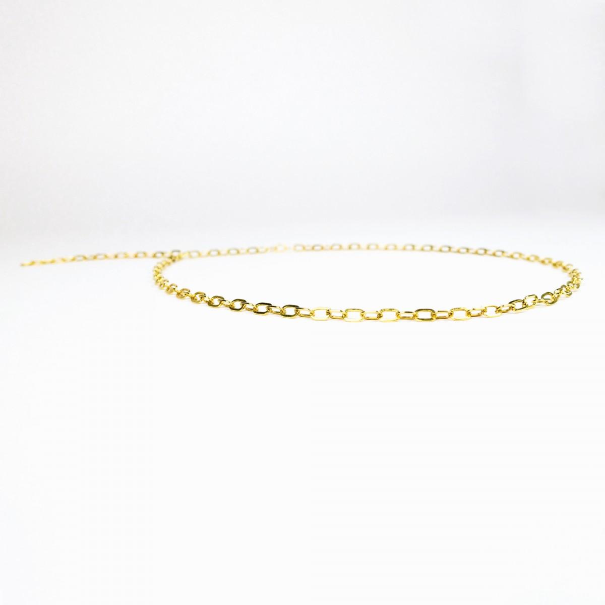 ST'ATOUR – AVA Kette in Gold, Silber oder Roségold