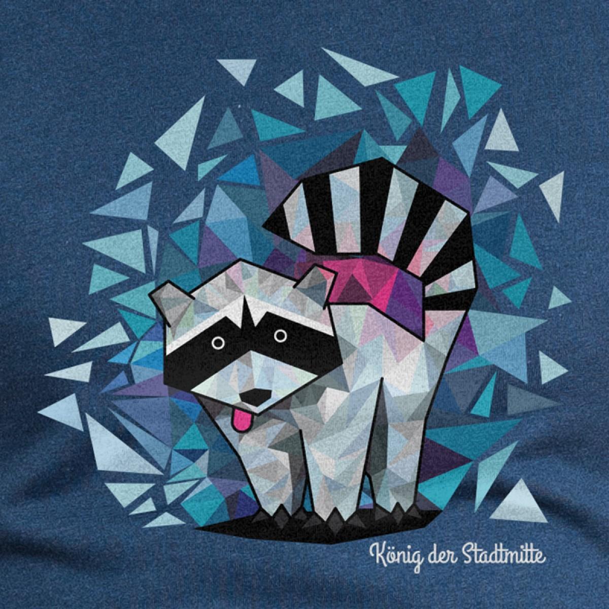 Julius Muschalek - König der Stadtmitte - Organic Cotton T-Shirt