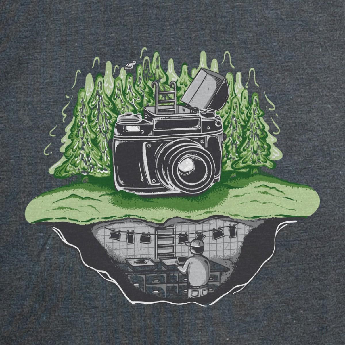 Robert Richter – Behind the Scenes - Ladies Organic Bamboo T-Shirt