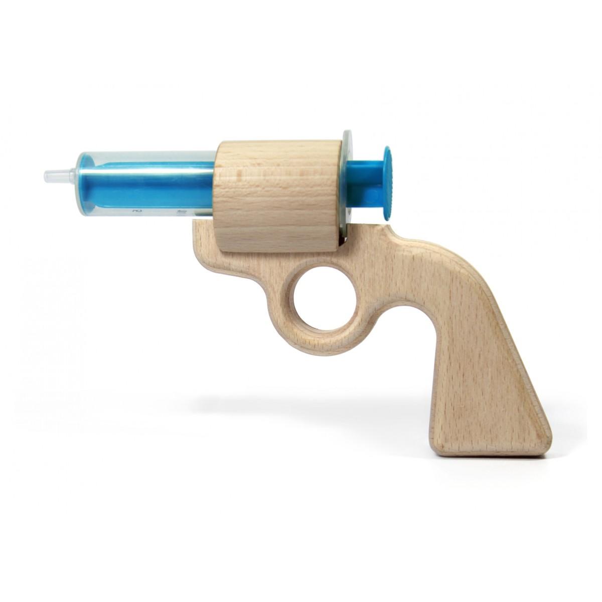 Aqua Joe, Wasserpistole aus Holz - von Neue Freunde