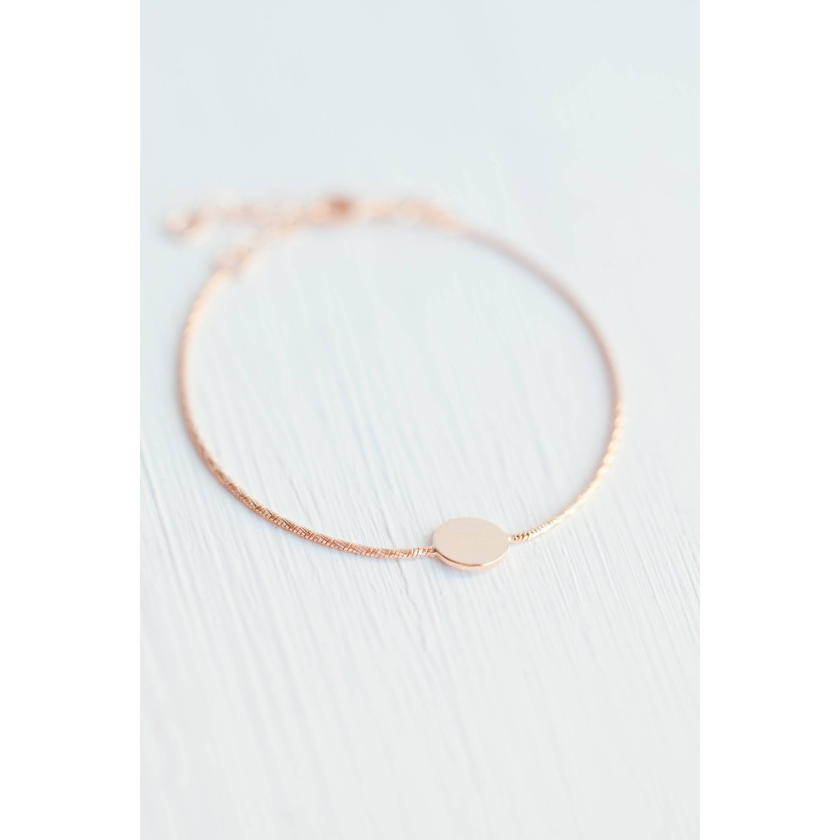 Armband »Circle« | Recyceltes 925er Sterling Silber