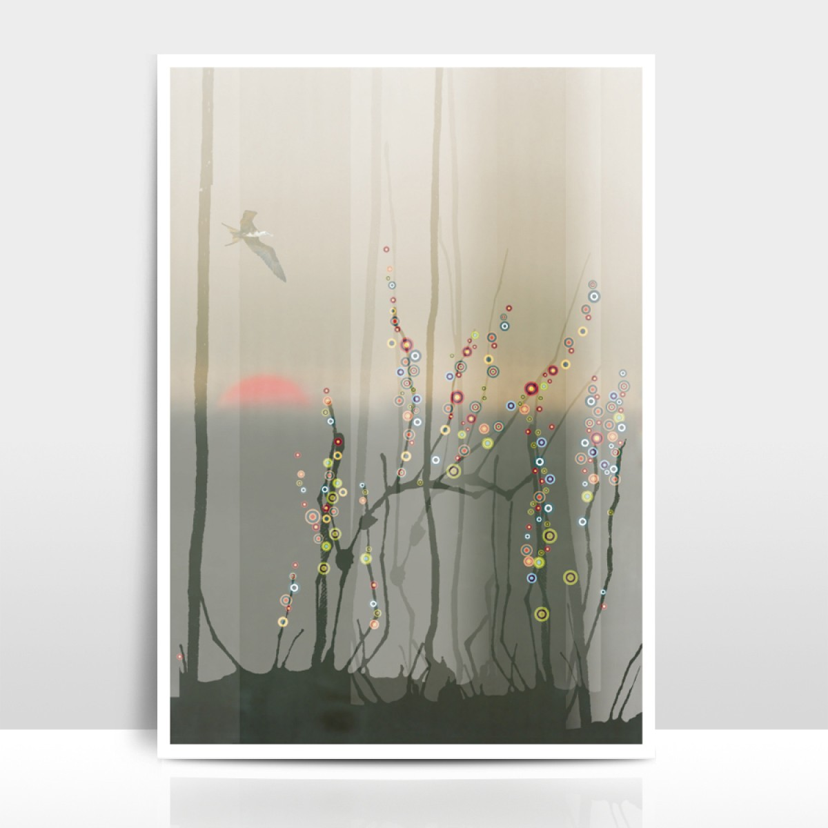 """A4 Artprint """"Magic Forest"""""""