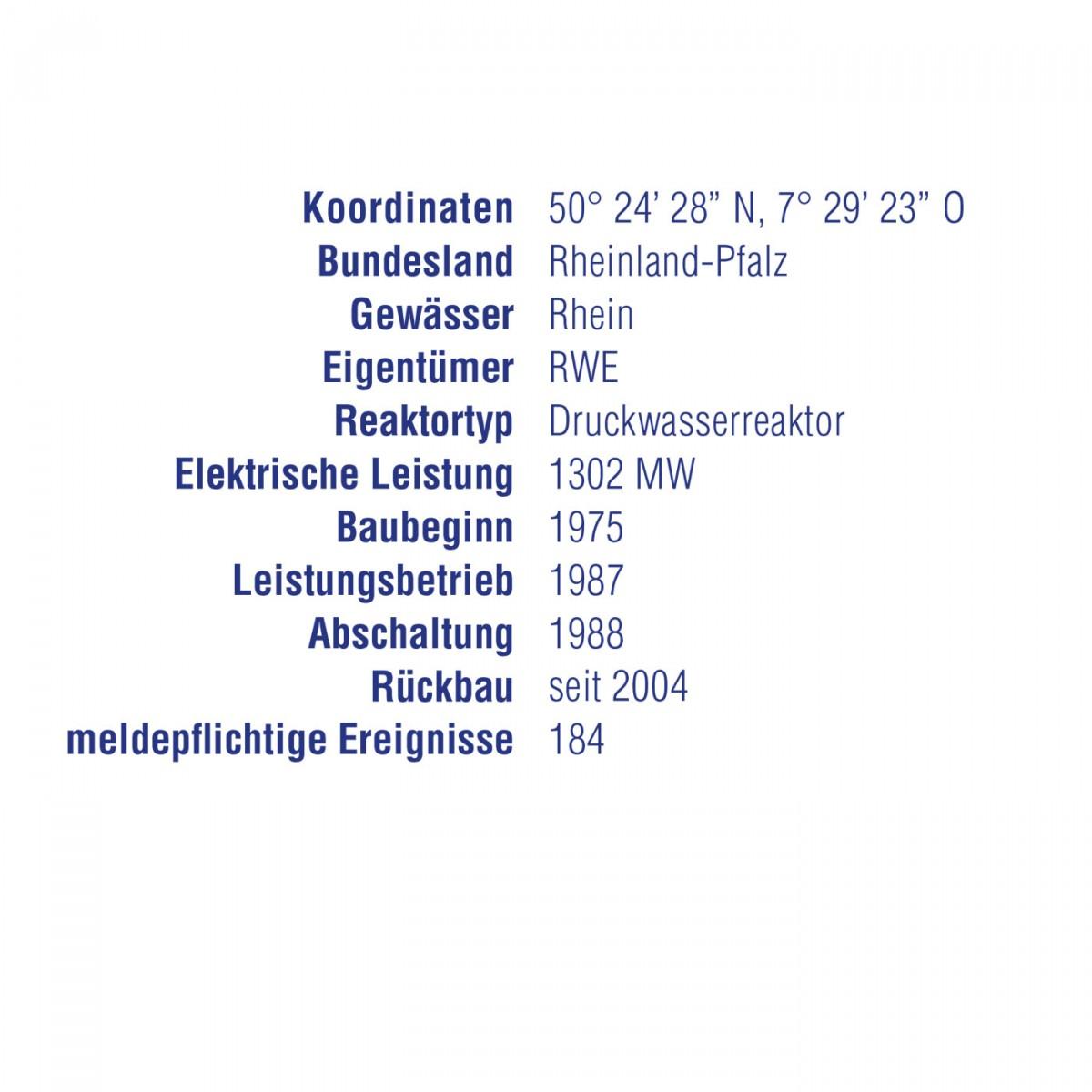 Mülheim-Kärlich KMK