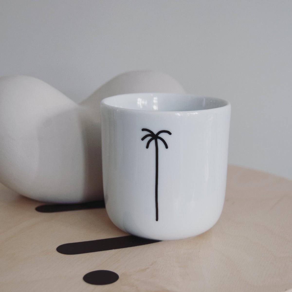 PALM TREE LOVERS Becher – Johanna Schwarzer