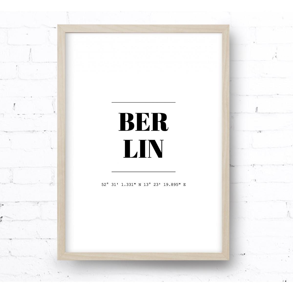 Kruth Design POSTER / BERLIN