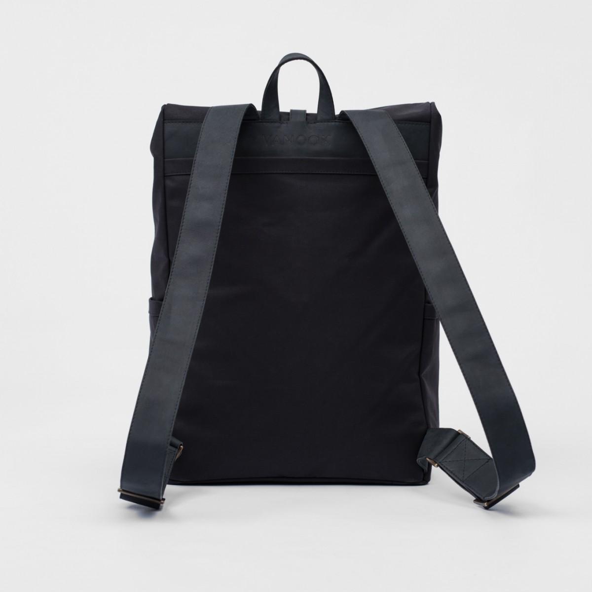 VANOOK Backpack Charcoal / Charcoal