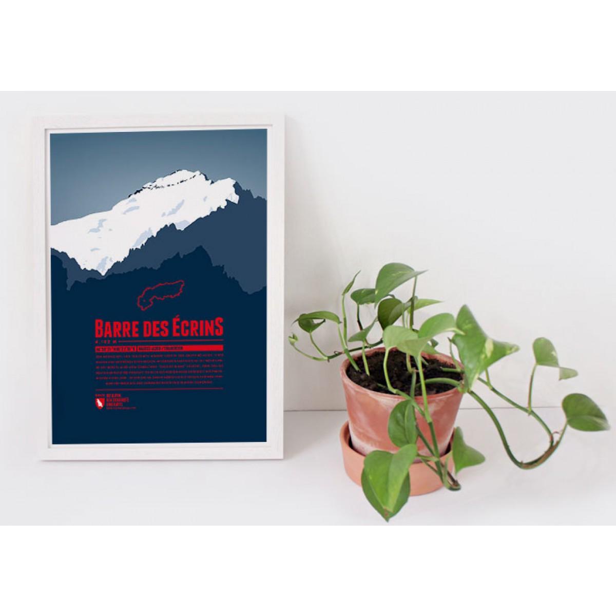 Barre des Écrins  - Bergdruck