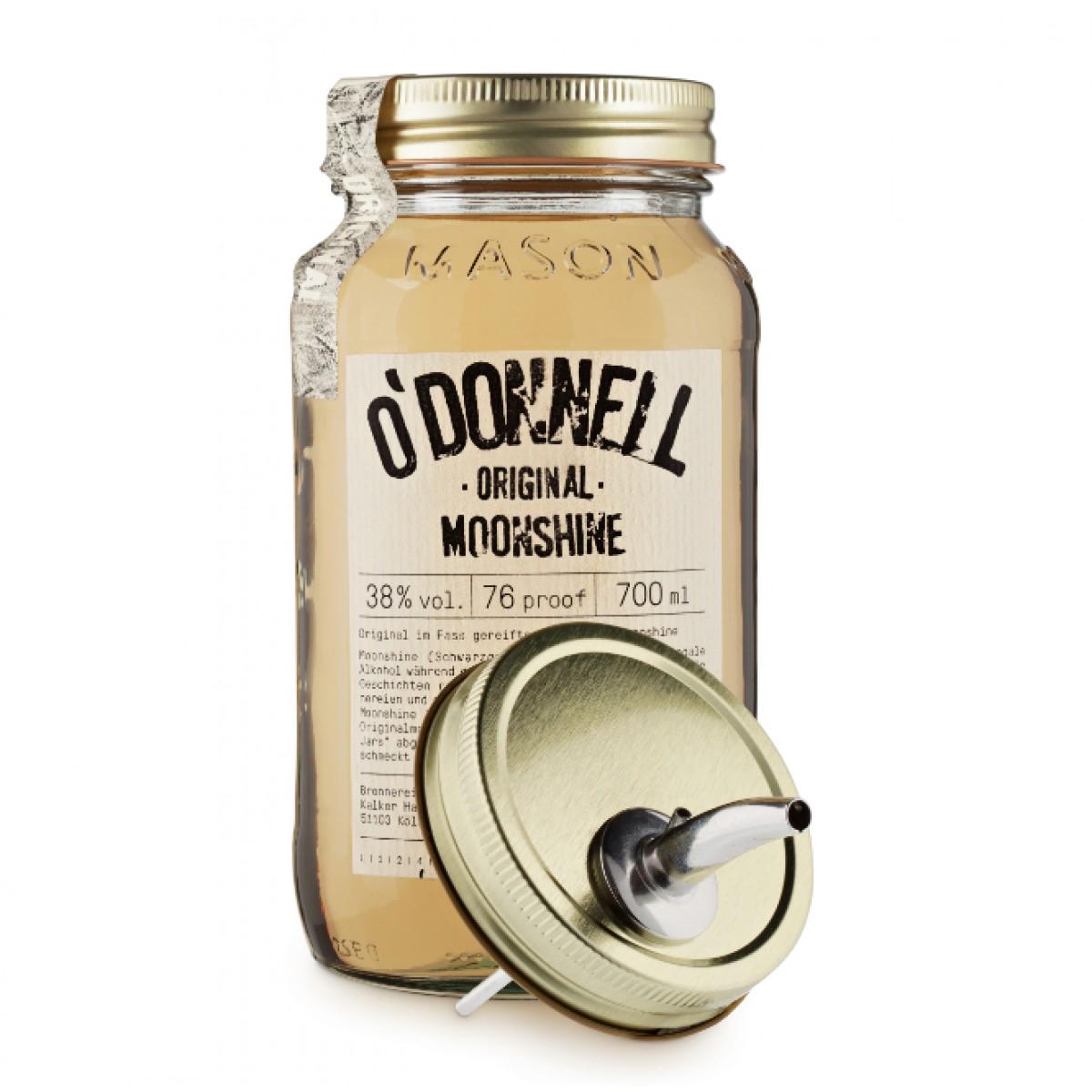O'Donnell  Moonshine Ausgießer