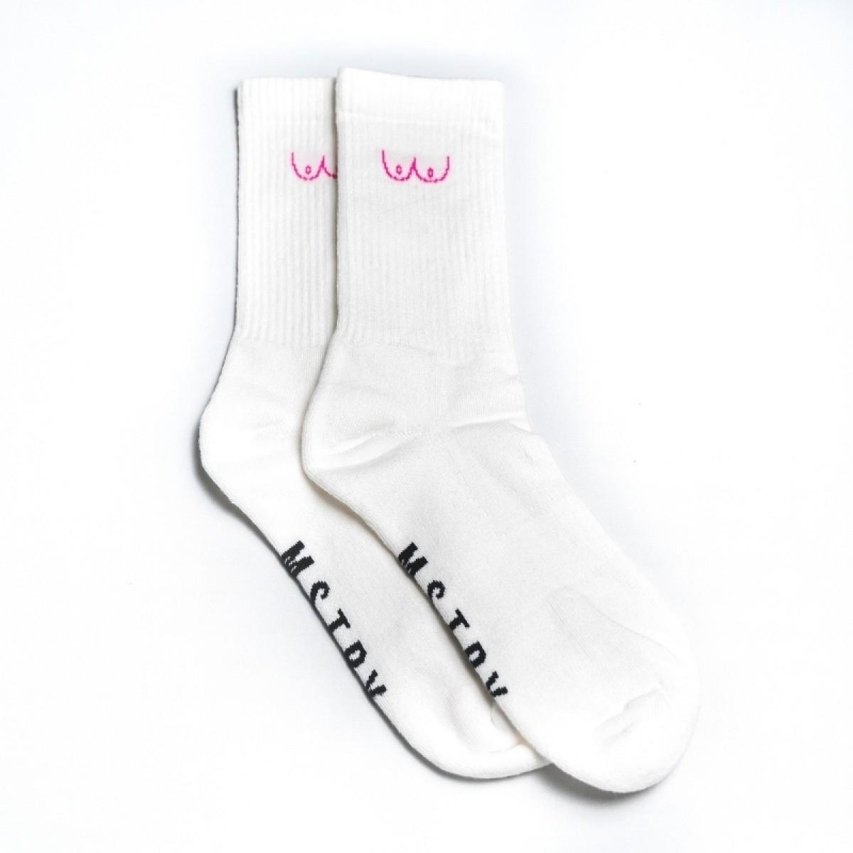 MSTRY Berlin - Boobs Socken